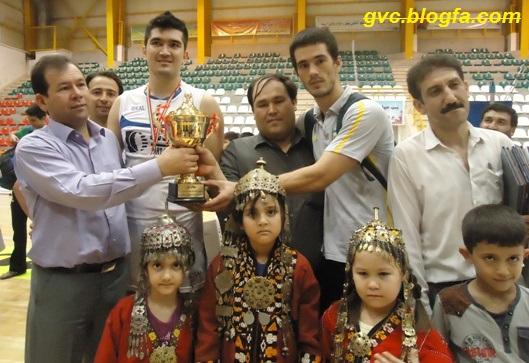 رب اشکان والیبال گنبدکاووس - پارت صفحه قهرمان والیبال جام رمضان ...